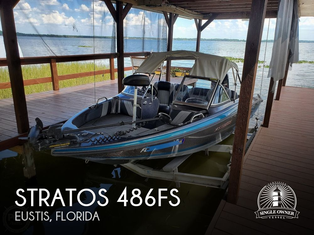 2014 STRATOS 486FS for sale