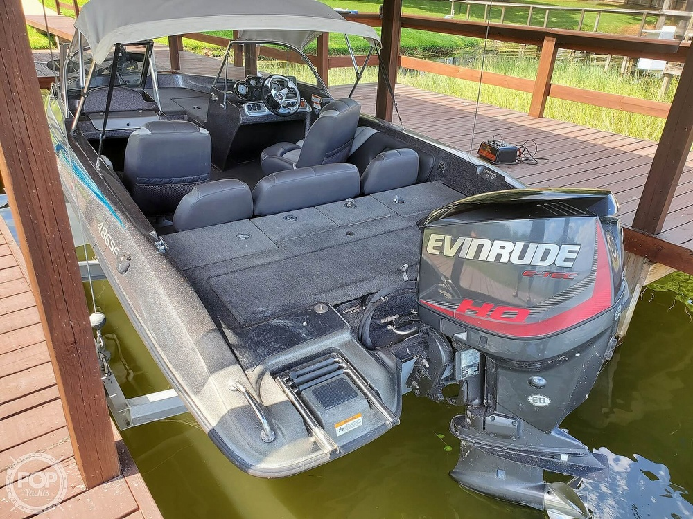 2014 Stratos boat for sale, model of the boat is 486FS & Image # 22 of 41