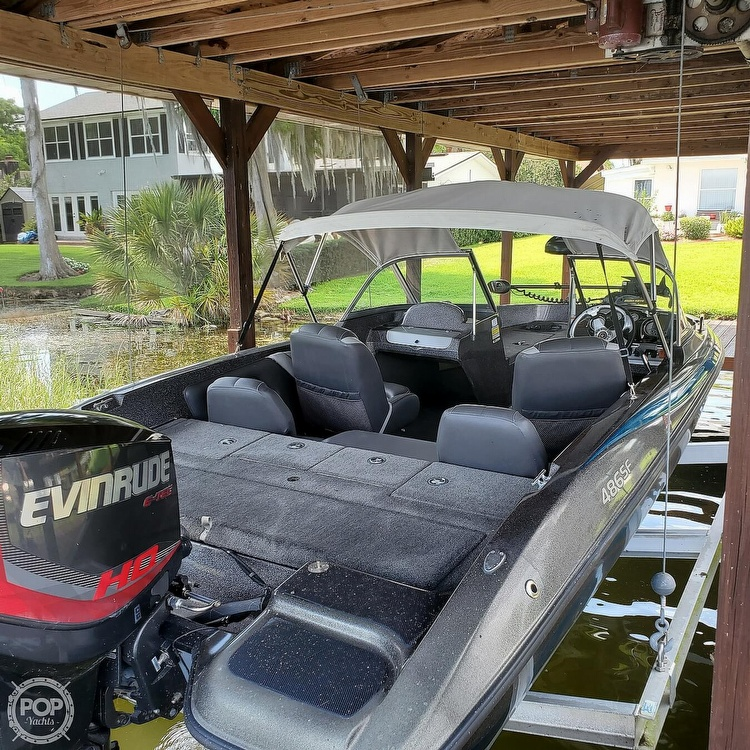 2014 Stratos boat for sale, model of the boat is 486FS & Image # 29 of 41