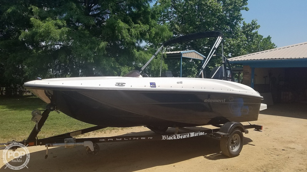 2019 Bayliner boat for sale, model of the boat is Element E16 & Image # 11 of 40