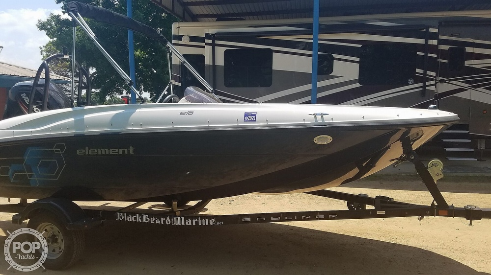 2019 Bayliner boat for sale, model of the boat is Element E16 & Image # 12 of 40