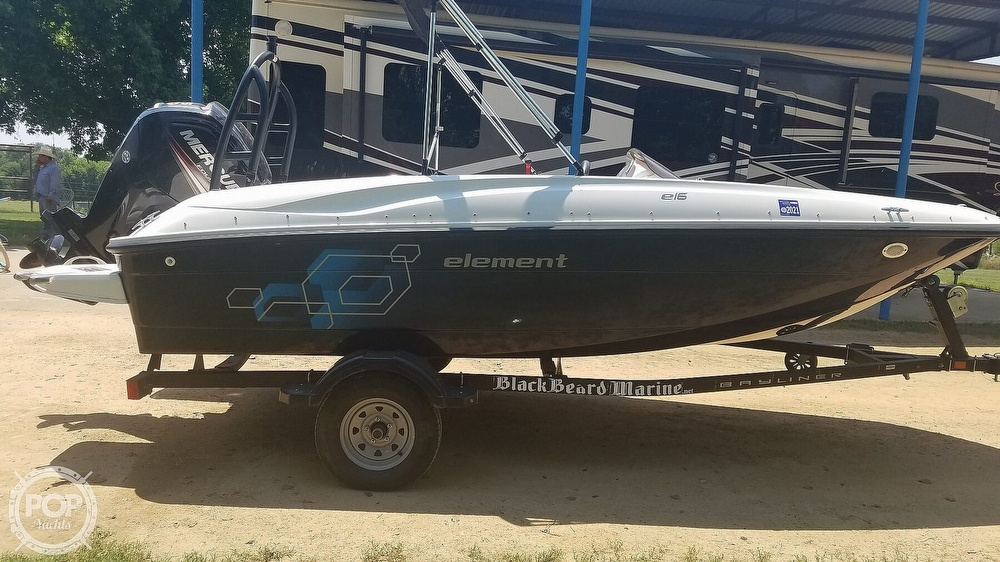 2019 Bayliner boat for sale, model of the boat is Element E16 & Image # 17 of 40