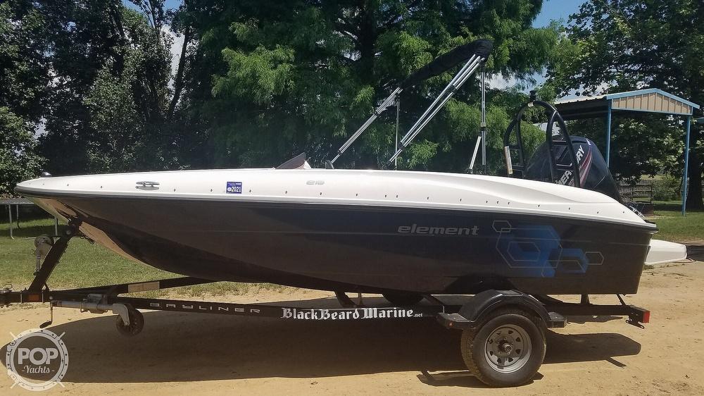 2019 Bayliner boat for sale, model of the boat is Element E16 & Image # 29 of 40