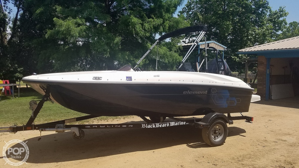 2019 Bayliner boat for sale, model of the boat is Element E16 & Image # 31 of 40