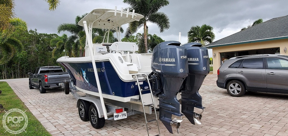 2015 Sailfish boat for sale, model of the boat is 240 CC & Image # 11 of 40