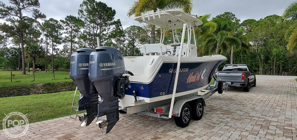2015 Sailfish boat for sale, model of the boat is 240 CC & Image # 13 of 40