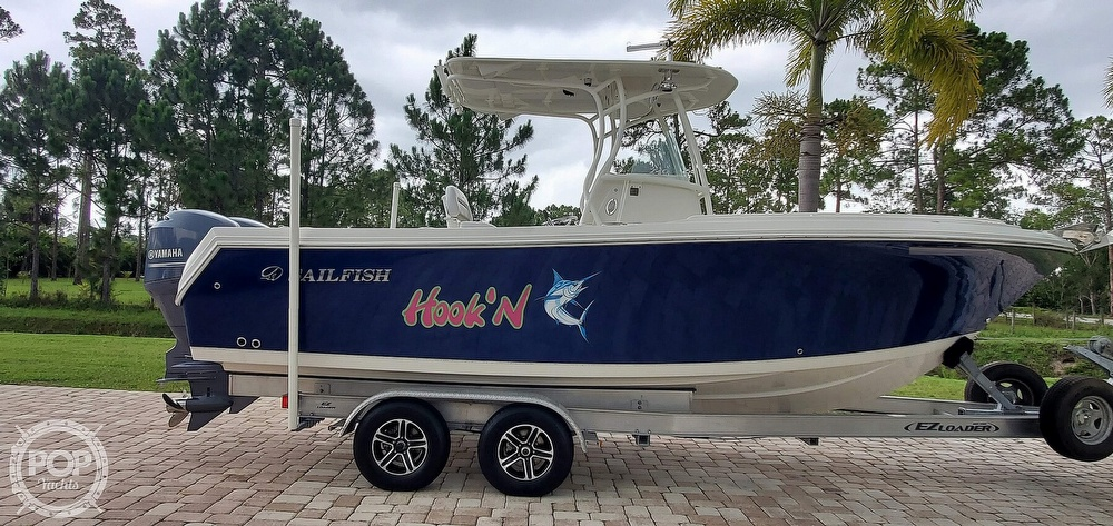 2015 Sailfish boat for sale, model of the boat is 240 CC & Image # 14 of 40