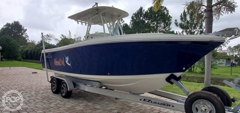 2015 Sailfish boat for sale, model of the boat is 240 CC & Image # 16 of 40