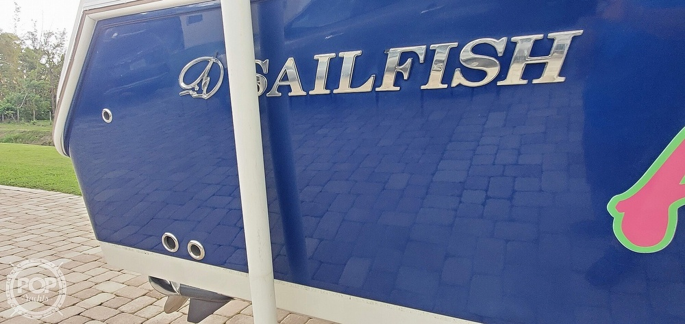 2015 Sailfish boat for sale, model of the boat is 240 CC & Image # 23 of 40