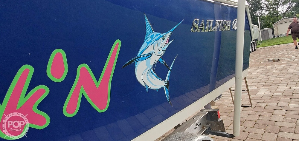 2015 Sailfish boat for sale, model of the boat is 240 CC & Image # 28 of 40