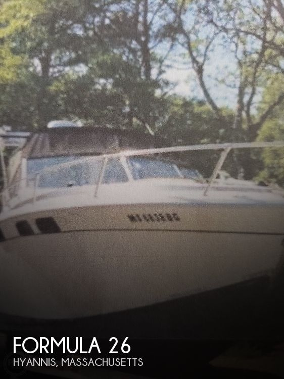 1981 Formula boat for sale, model of the boat is 26 & Image # 1 of 9