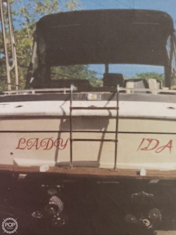 1981 Formula boat for sale, model of the boat is Thunderbird 26 & Image # 3 of 8