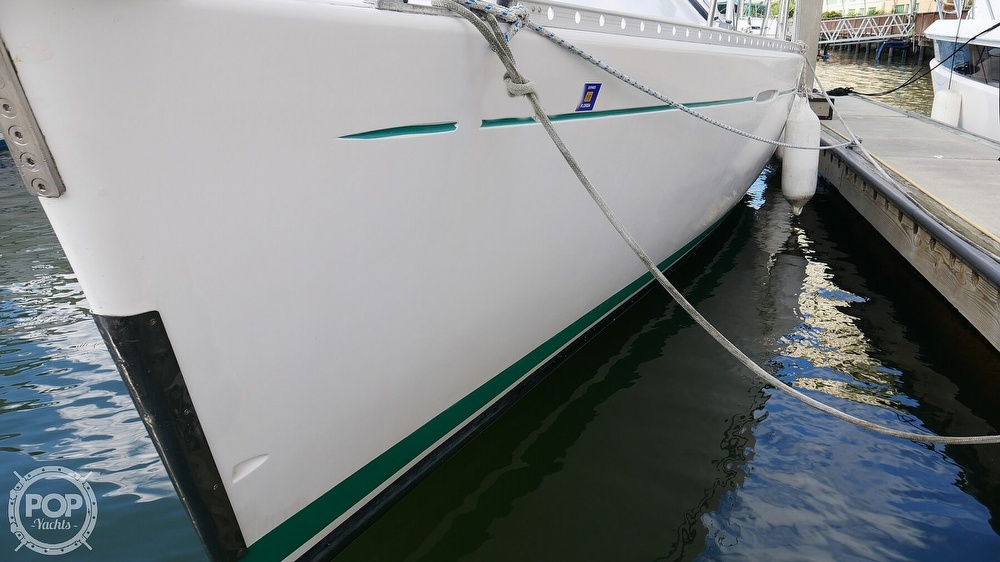1995 Beneteau boat for sale, model of the boat is First 42S7 Shoal & Image # 9 of 40