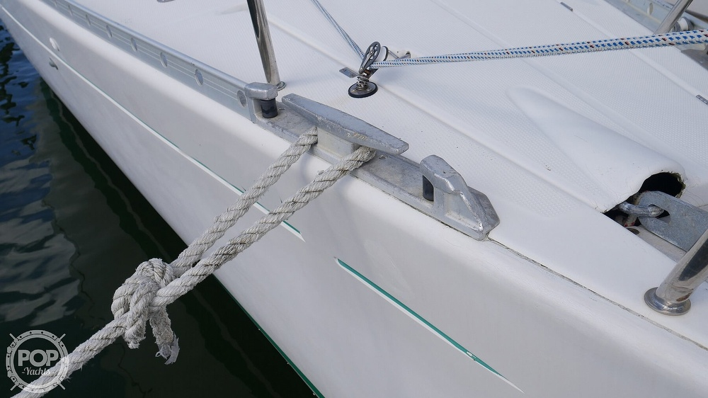 1995 Beneteau boat for sale, model of the boat is First 42S7 Shoal & Image # 12 of 40