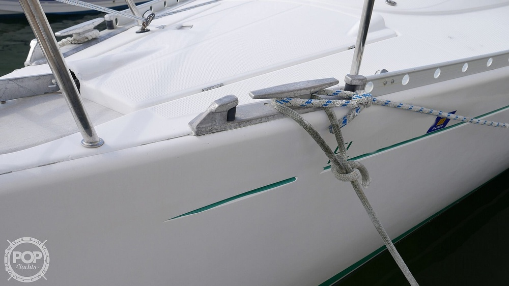 1995 Beneteau boat for sale, model of the boat is First 42S7 Shoal & Image # 13 of 40