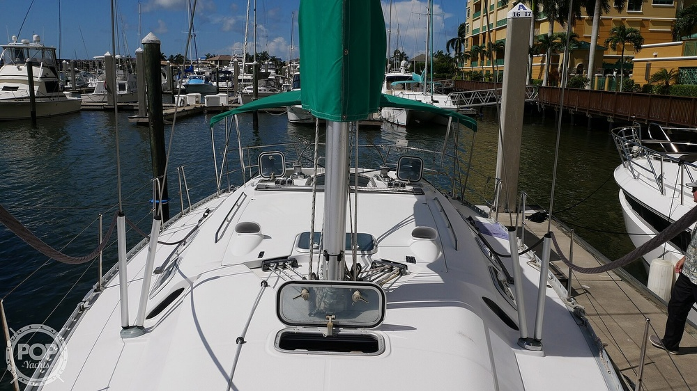 1995 Beneteau boat for sale, model of the boat is First 42S7 Shoal & Image # 33 of 40