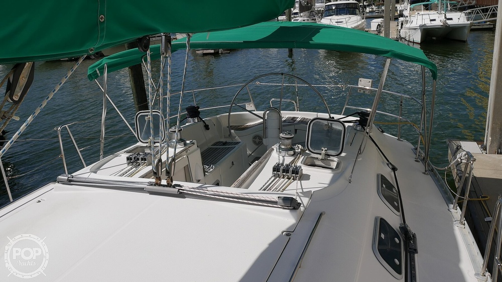1995 Beneteau boat for sale, model of the boat is First 42S7 Shoal & Image # 36 of 40