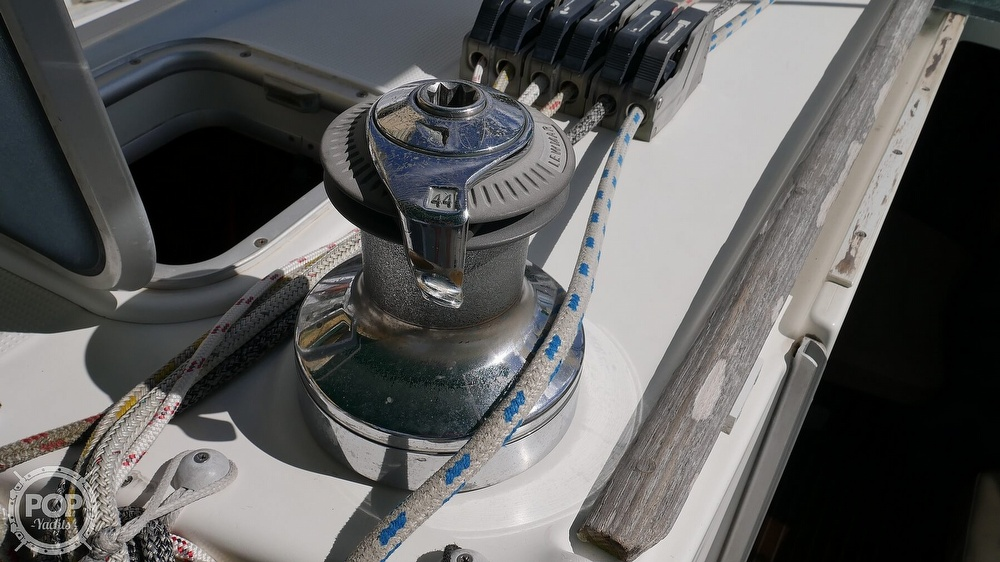 1995 Beneteau boat for sale, model of the boat is First 42S7 Shoal & Image # 37 of 40