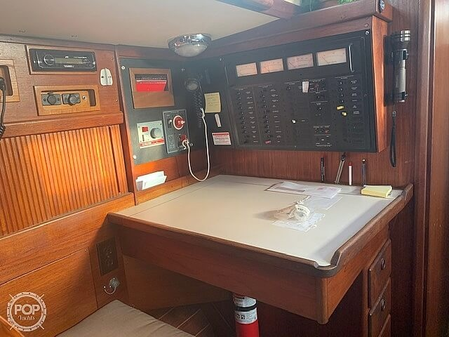 1987 Sabre boat for sale, model of the boat is 42 & Image # 11 of 40