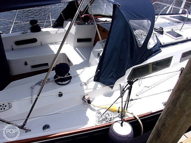 1987 Sabre boat for sale, model of the boat is 42 & Image # 17 of 40