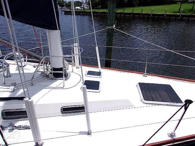 1987 Sabre boat for sale, model of the boat is 42 & Image # 26 of 40