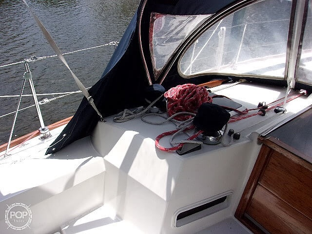 1987 Sabre boat for sale, model of the boat is 42 & Image # 35 of 40