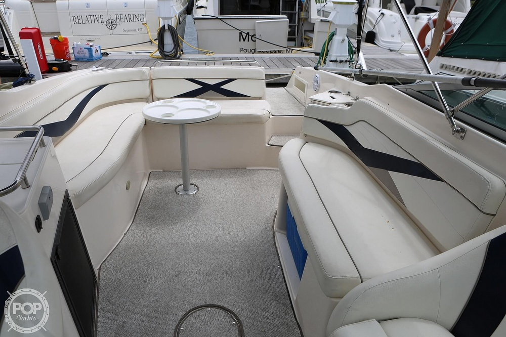 2006 Rinker boat for sale, model of the boat is Captiva 282 & Image # 4 of 40