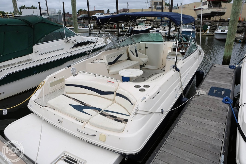 2006 Rinker boat for sale, model of the boat is Captiva 282 & Image # 8 of 40