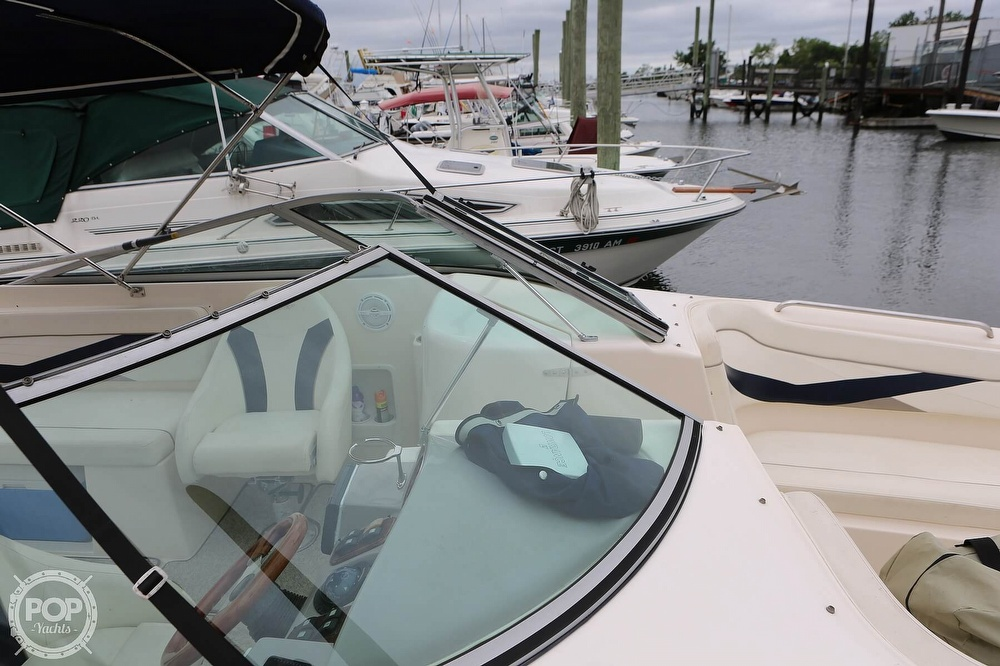 2006 Rinker boat for sale, model of the boat is Captiva 282 & Image # 17 of 40