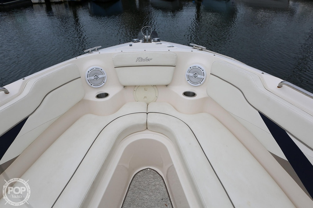 2006 Rinker boat for sale, model of the boat is Captiva 282 & Image # 30 of 40