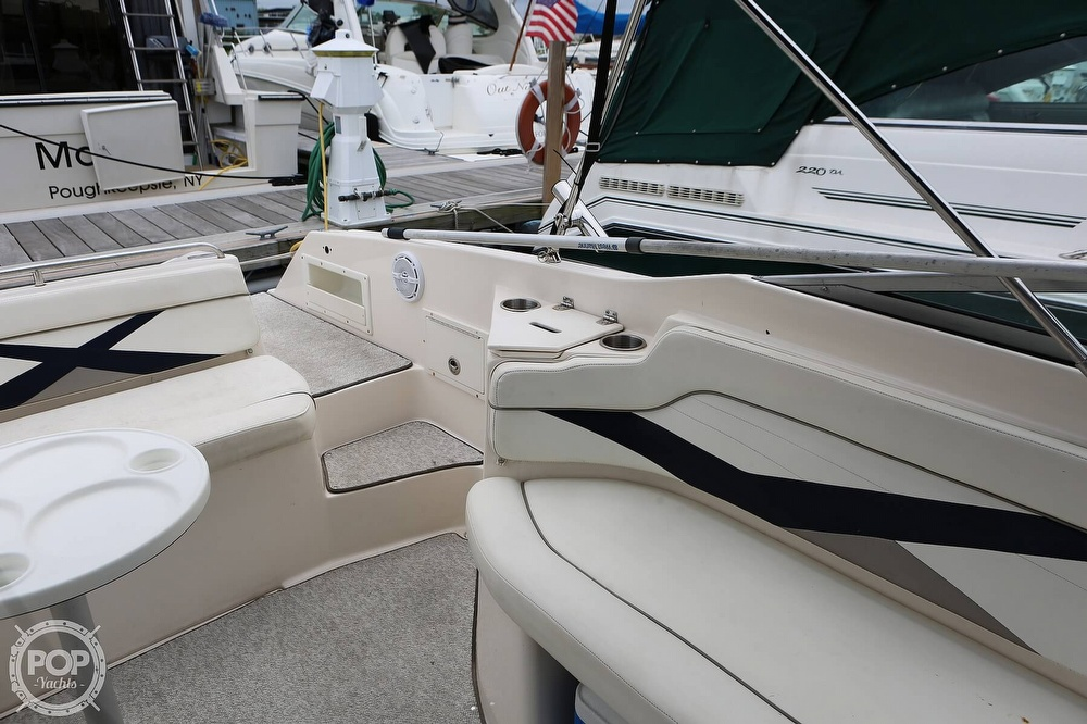 2006 Rinker boat for sale, model of the boat is Captiva 282 & Image # 38 of 40