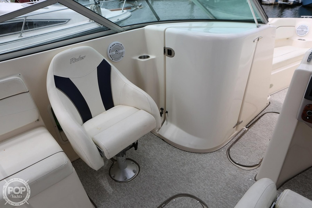 2006 Rinker boat for sale, model of the boat is Captiva 282 & Image # 40 of 40