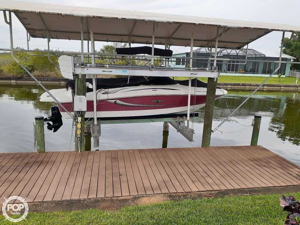 2011 Sea Ray boat for sale, model of the boat is 195 Sport & Image # 9 of 40