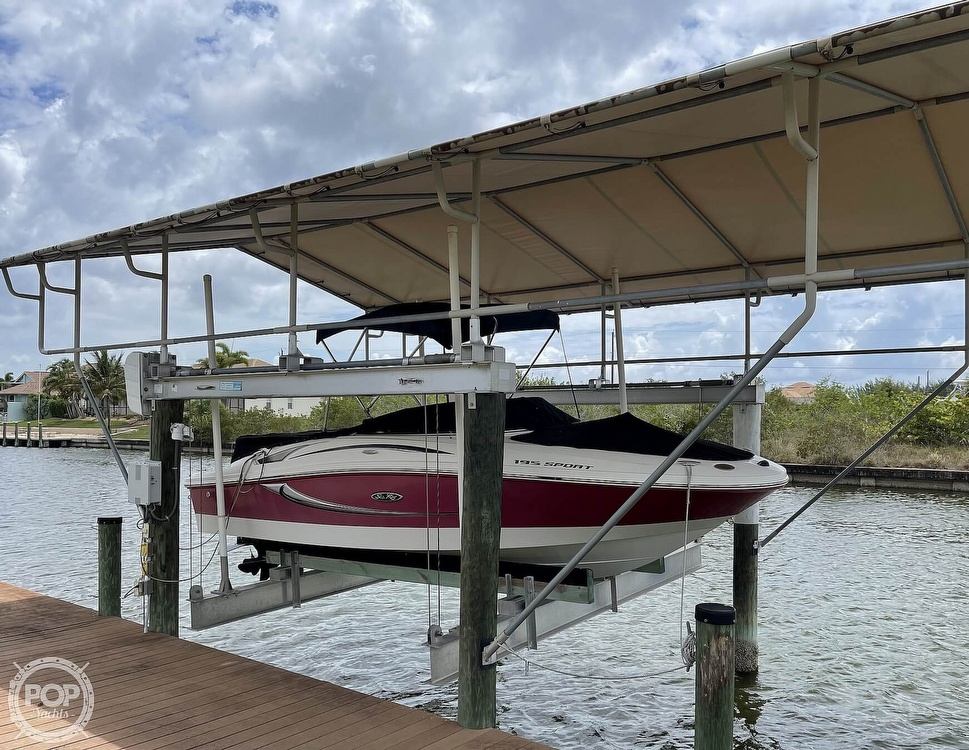 2011 Sea Ray boat for sale, model of the boat is 195 Sport & Image # 5 of 40