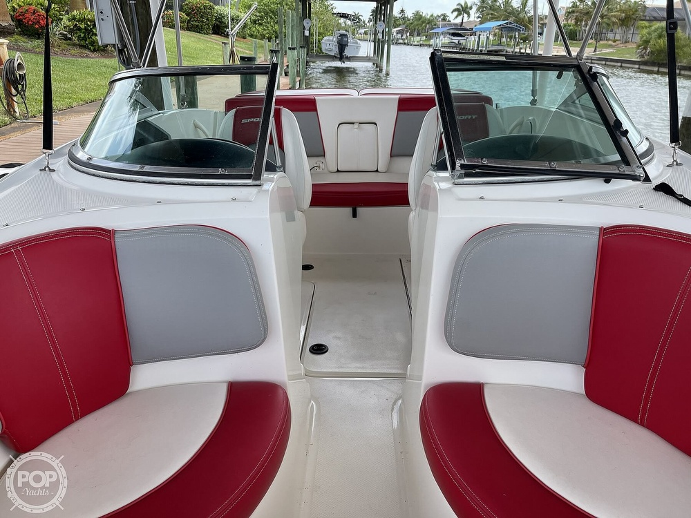 2011 Sea Ray boat for sale, model of the boat is 195 Sport & Image # 6 of 40