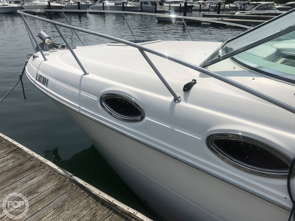 2005 Sea Ray boat for sale, model of the boat is 270 Amberjack & Image # 8 of 40