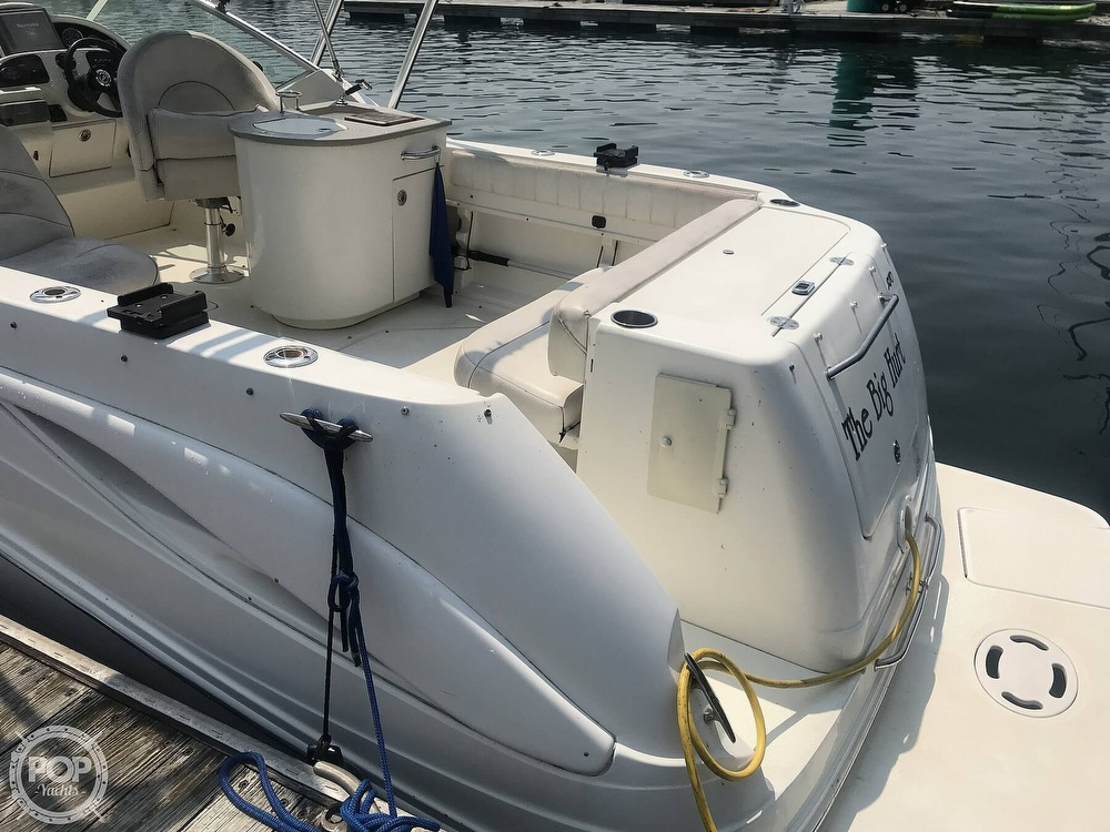 2005 Sea Ray boat for sale, model of the boat is 270 Amberjack & Image # 5 of 40