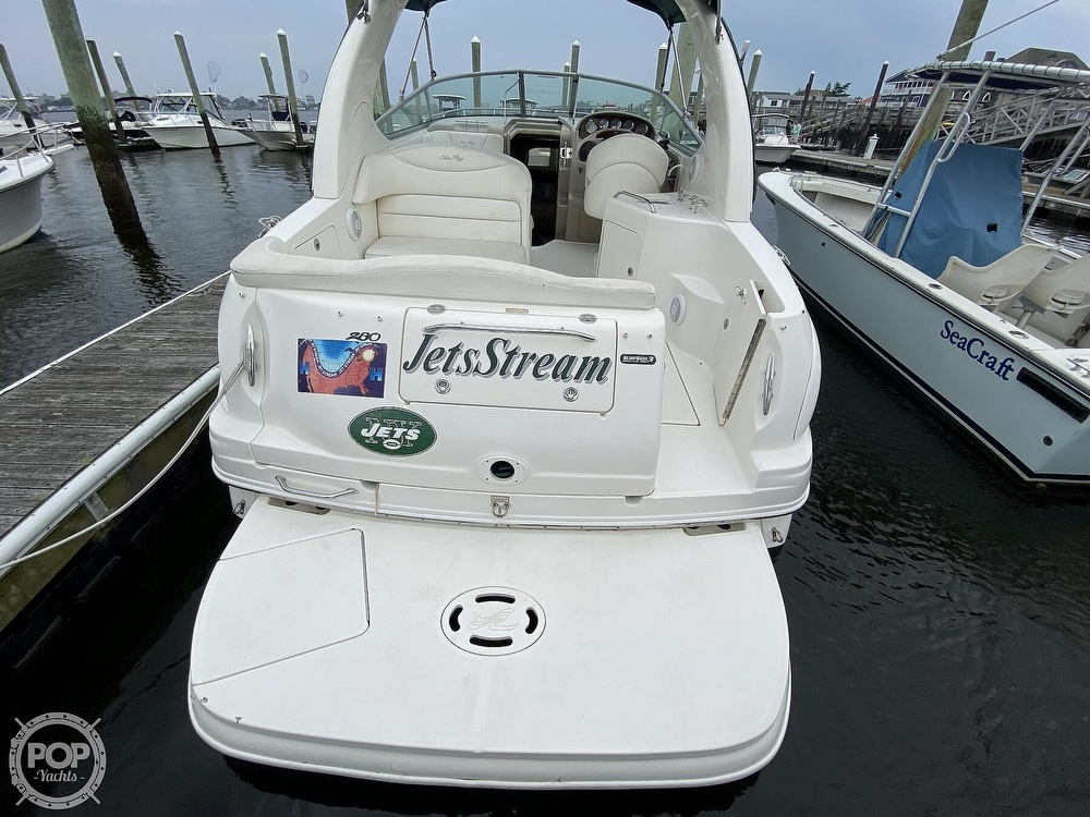 2005 Sea Ray boat for sale, model of the boat is 280 Sundancer & Image # 3 of 40
