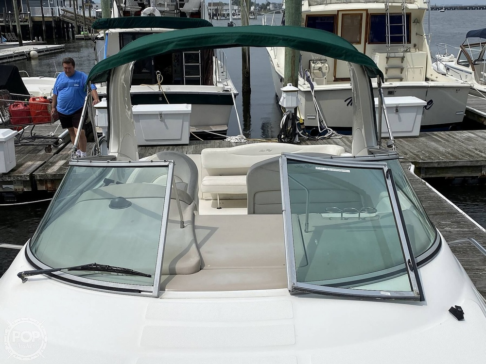 2005 Sea Ray boat for sale, model of the boat is 280 Sundancer & Image # 39 of 40