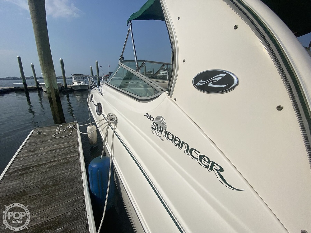 2005 Sea Ray boat for sale, model of the boat is 280 Sundancer & Image # 10 of 40