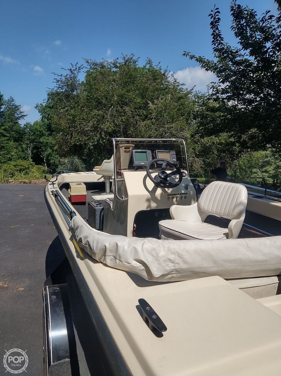 1992 Kencraft boat for sale, model of the boat is 16 & Image # 3 of 6