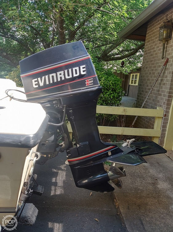 1992 Kencraft boat for sale, model of the boat is 16 & Image # 5 of 6