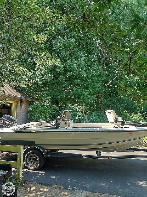 1992 Kencraft boat for sale, model of the boat is 16 & Image # 2 of 6