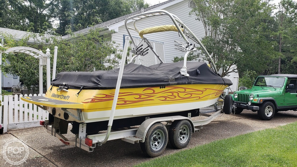 2005 Mastercraft boat for sale, model of the boat is X2 & Image # 11 of 19