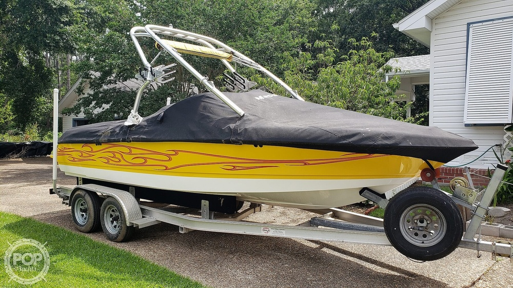 2005 Mastercraft boat for sale, model of the boat is X2 & Image # 13 of 19