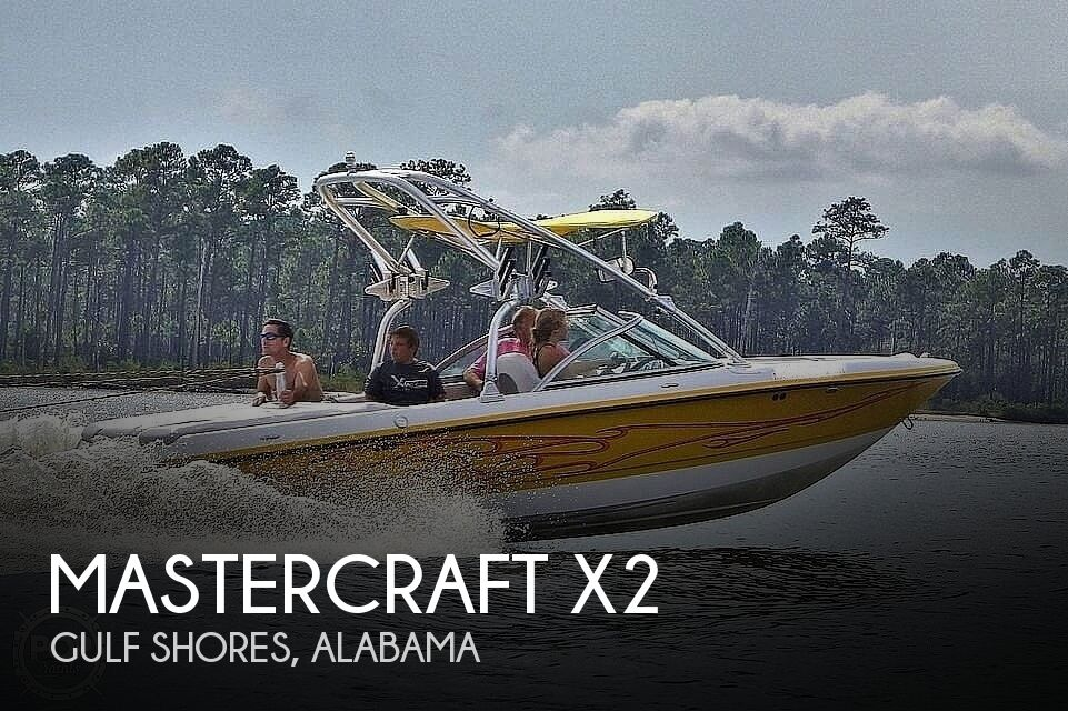 2005 Mastercraft boat for sale, model of the boat is X2 & Image # 1 of 19