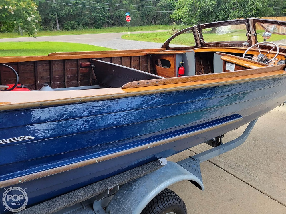 1959 Lyman boat for sale, model of the boat is 16 & Image # 33 of 40
