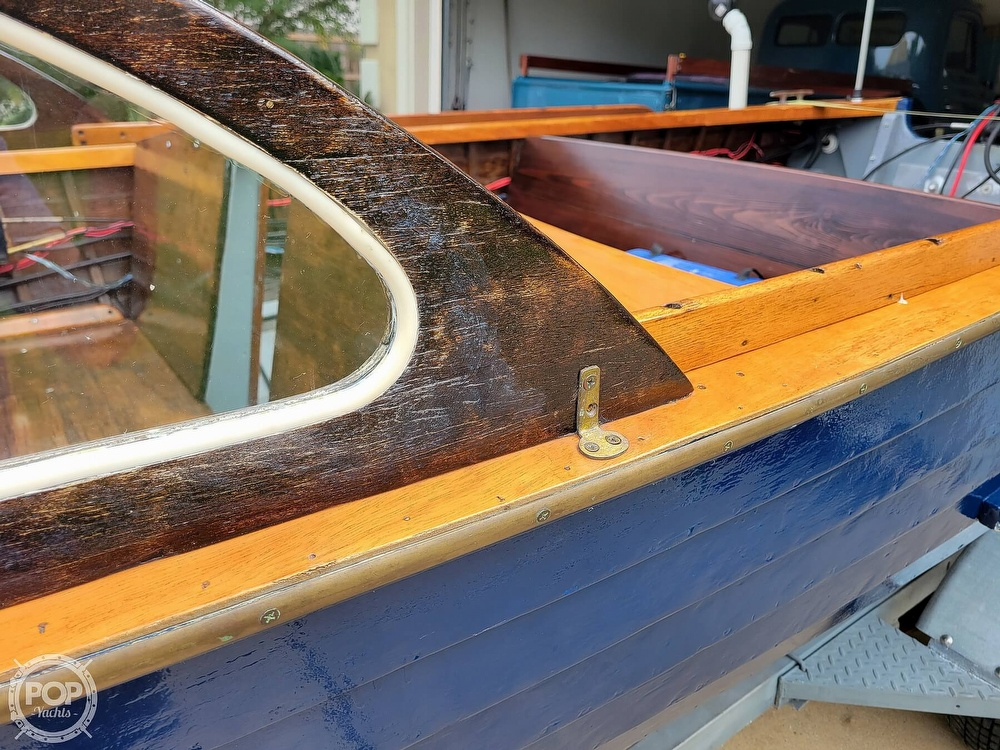 1959 Lyman boat for sale, model of the boat is 16 & Image # 5 of 40