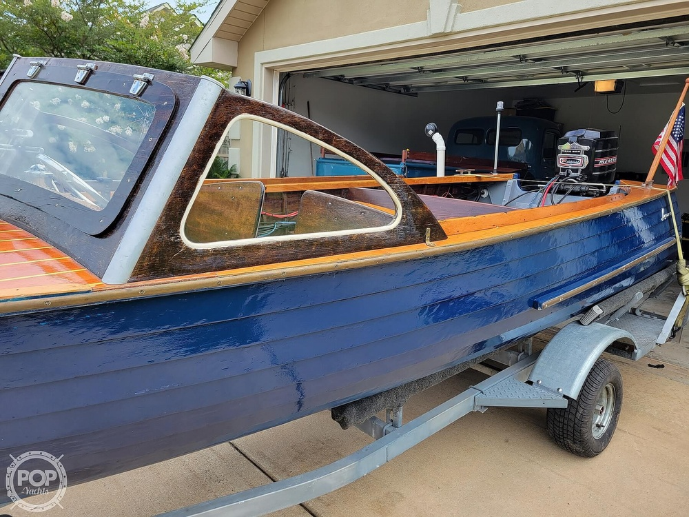 1959 Lyman boat for sale, model of the boat is 16 & Image # 4 of 40