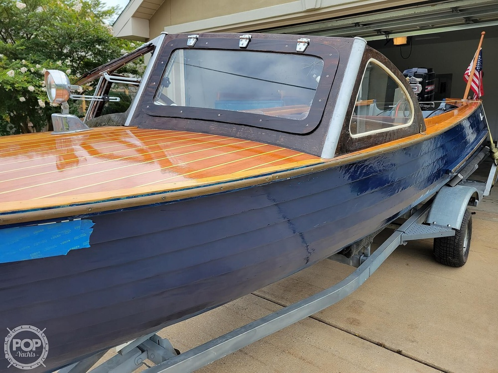 1959 Lyman boat for sale, model of the boat is 16 & Image # 3 of 40